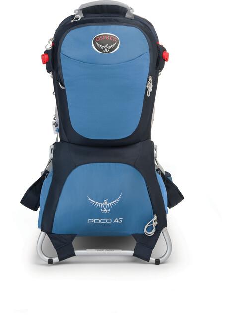 Osprey Poco AG Plus Child Carrier Seaside Blue